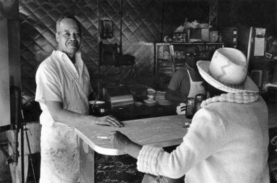 Dawoud Bey, 'Mr. Moore's Bar-B-Que, 125th Street, 1976', 1976