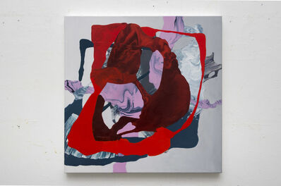 Blandine Saint-Oyant, 'Ha Ça ira (red) 9', 2020