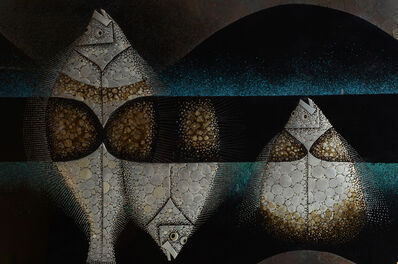 Tamotsu Onaga, 'Iso (Rocky Shore)', 1926-1960