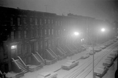 David Vestal, 'Carroll Street, Brooklyn', 1968