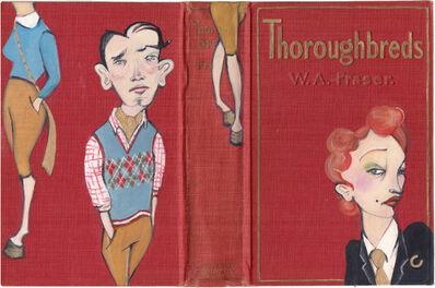 Edwina White, 'Thoroughbreds', 2016