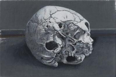 Ji Dachun 季大纯, 'Skull', 2016