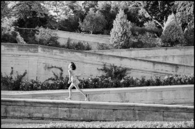 Leonard Freed, 'Jardin du Palais des Papes, Avignon', 1975