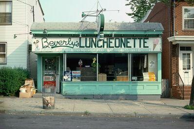 John Baeder, 'Beverly's Luncheonette', 1980