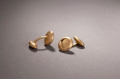 Anish Kapoor, 'Water Cufflinks, Form I', 2008