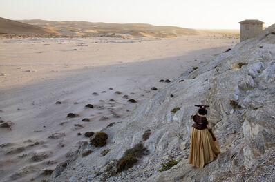 Nicola Brandt, 'Across the River. Uakondjisa Kakuekuee Mbari, Swakopmund, Namib Desert.', 2013