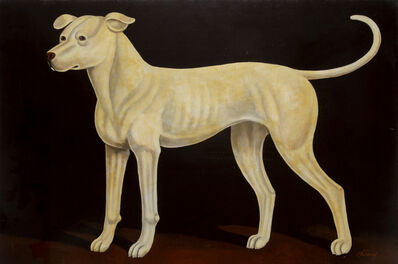 William Skilling, 'Irish Hound Dog', ca. 1940