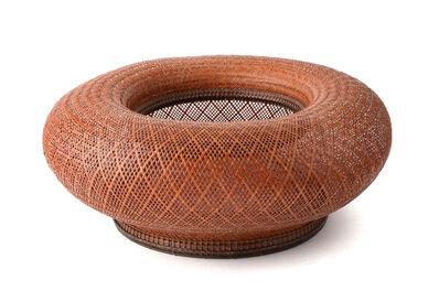 Fujinuma Noboru, 'Flower Basket; Lotus'
