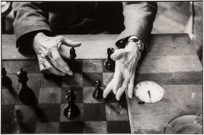 Alexander Liberman, 'Marcel Duchamp's Hands, #5', 1959-1960
