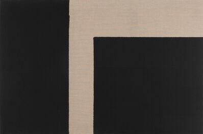 Yun Hyong-keun, 'Burnt Umber & Ultramarine ', 2001
