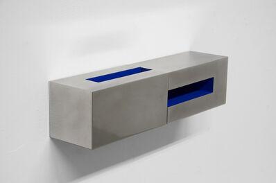 Arno Kortschot, 'Captured Blue (wall)', 2020