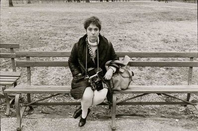 John Gossage, 'Portrait of Diane Arbus', 1960s
