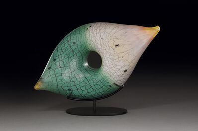 Peter Wright, 'Ocher Jade Seed', 2019