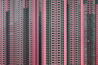 Michael Wolf (1954-2019), 'Architecture of Density #101b', 2009