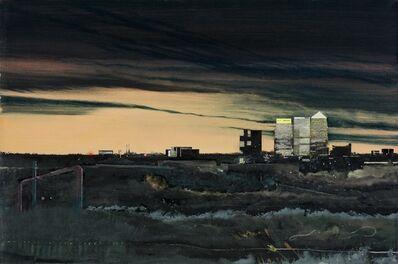 Jock McFadyen, 'From the Greenway', 2006