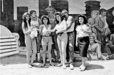 Graciela Iturbide, 'Cholos, White Fence, East Los Angeles', 1986