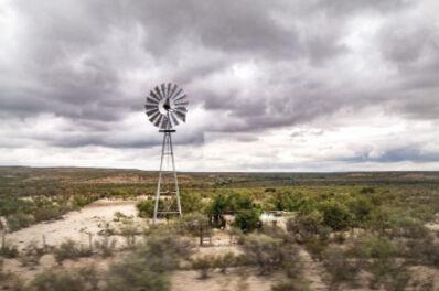 E Wendell Shinn, 'Windmill', 2020