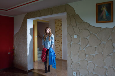 Ilona Szwarc, 'Diana, Góra', 2014
