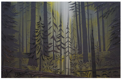 Gavin Lynch, 'Darkness Falls Upon Cedar Grove', 2020