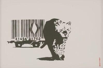 Banksy, 'Barcode'