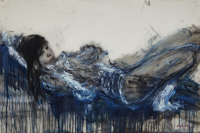 Angela Grossmann, 'Blue Blanket', 2007