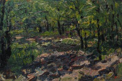 Aron Froimovich Bukh, 'Forest', ca. 1995