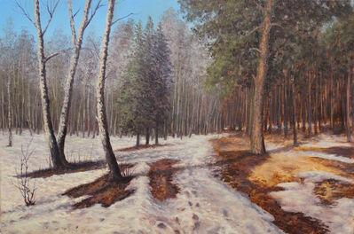 Viktor Kucheryavyy, 'It's Getting Warmer', 2015