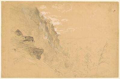 Aaron Draper Shattuck, 'Monument Mountain', 1862