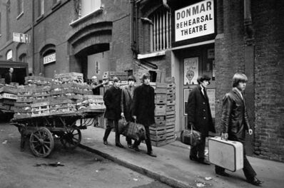 Terry O'Neill, 'The Rolling Stones Outside Donmar Theatre', 1964