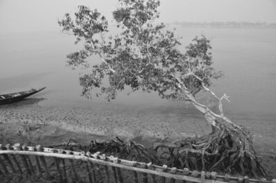 "Mohan Lal Majumder, 'Beautiful Rural Scene, Black and White Photography by Indian Artist ""In Stock""', 2010"