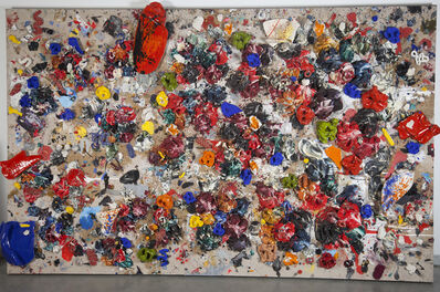 Ismael Lagares, 'Red I', 2020