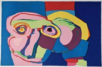 Karel Appel, 'Dream Colored Head', 1970