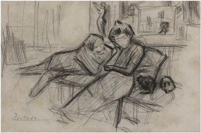 Pablo Picasso, 'Le couple', 1898