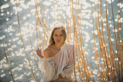 Yigal Ozeri, 'Untitled (Zuzanna in Central Park)', 2016