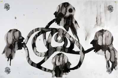 Barthélémy Toguo, 'Les Mauvais Garcons', 2009