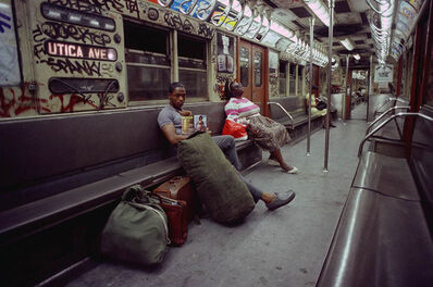 Jamel Shabazz, 'Back to the World, Crown Heights, Brooklyn, NYC', 1982