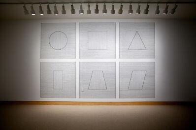 Sol LeWitt, 'Wall Drawing 340A', 1993