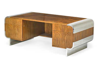 Leon Rosen, 'Double pedestal executive desk, New York', 1980s