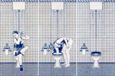 Dana Widawski, 'Artist's Rest VII-IX', 2014