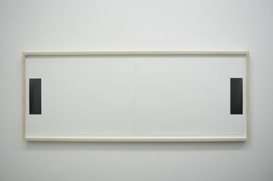 Frank Gerritz, 'Two Centre Connection, The Definition of Space', 2008