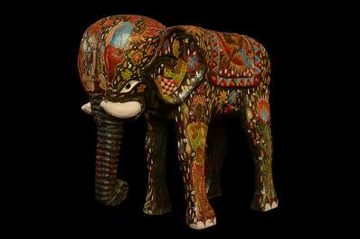 Nasirun, 'The Elephant', 2015