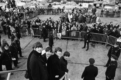 Harry Benson, 'Beatles Arrive in New York', 1964