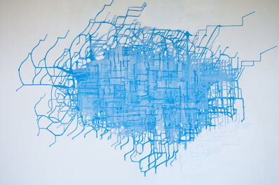 Bastienne Schmidt, 'Space and Topos 4', 2012