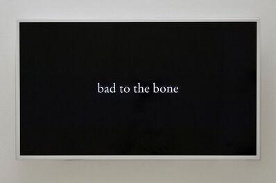 Kasper Sonne, 'Bad Chemistry', 2014