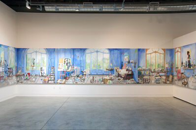 Damian Elwes, 'Picasso's Villa La Californie', 2005-2018