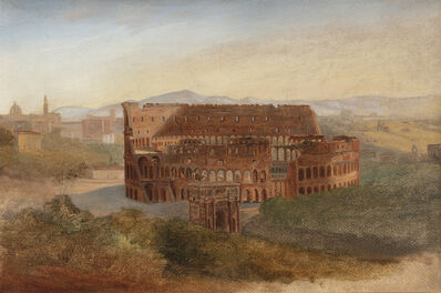 William Stanley Haseltine, 'The Colosseum', Late 19th century