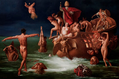 Bruno Di Maio, 'The Ship of Fools', 2008