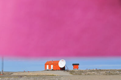 Jessica Houston, 'The Left Hand Points Toward Home (Private Residence, Cambridge Bay)', 2015