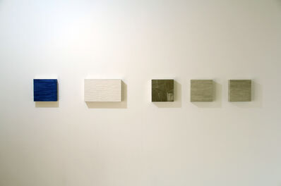 Masayuki Tsubota, 'the wall of self_idgswtfigl2 ', 2014