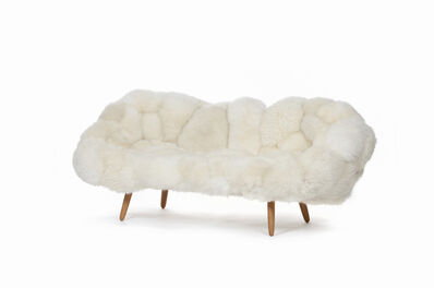 Humberto and Fernando Campana, 'Bolotas Sofa (White)', 2015